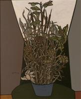 dry plants by robert gwathmey