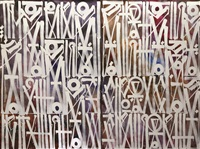 in the presence of text / statements of axioms by retna
