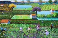 fazenda delicada / delicate farm by malu delibo