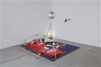 fifty-fifty by sarah sze