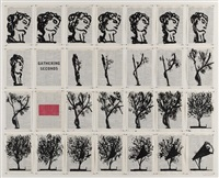 gathering seconds by william kentridge