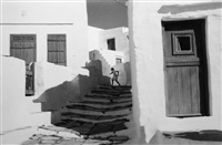 siphnos, greece by henri cartier-bresson