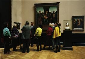 kunsthistorisches museum ii, wien by thomas struth