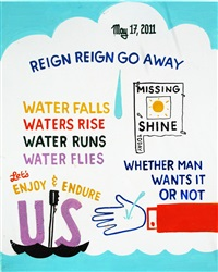 may 17, 2011 (reign, reign go away) by stephen powers