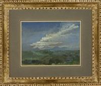 cloud study by arthur bowen davies