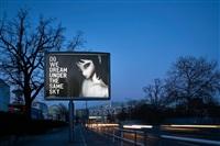 installation view, messedamm 22, berlin-charlottenburg by rirkrit tiravanija