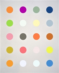 3-methylthymidine by damien hirst