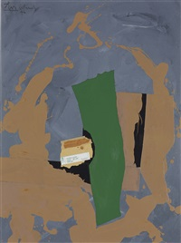 arches cover by robert motherwell