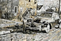 album: new car by vik muniz