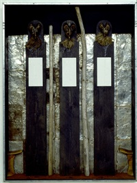 methenge monoseries #19 by edward and nancy kienholz