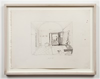 untitled (studio interior) by paul thek