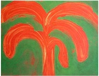 indian tree by howard hodgkin