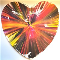 heart by damien hirst