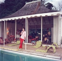 family snapper by slim aarons