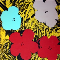 flowers for andy (x) by donald sheridan