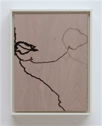 fogged wood #1395 by emil lukas