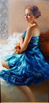sapphire by h. momo zhou