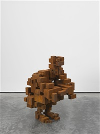 precipitate x by antony gormley