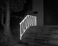 railing (illumination series) by james nizam