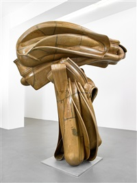 stroke by tony cragg