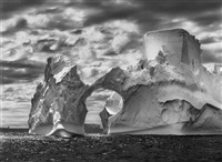iceberg between paulet island and the south shetland islands in the weddell sea. , antarctic peninsula by sebastião salgado