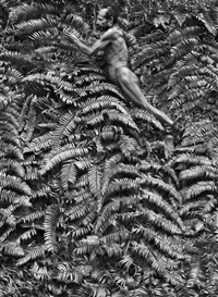 yali man. west papua. indonesia by sebastião salgado