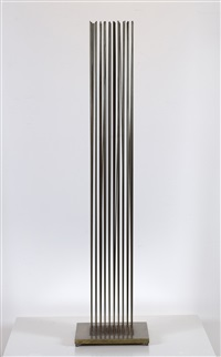 abstraction by harry bertoia