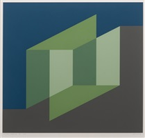 never before b by josef albers