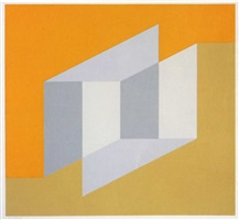 never before d by josef albers