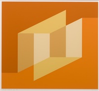 never before g by josef albers
