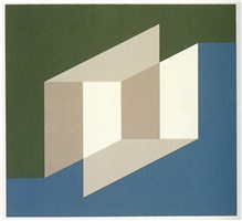never before h by josef albers