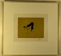 black sun (octavio paz portfolio) by robert motherwell