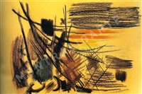 untitled by hans hartung