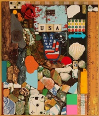 usa series – stones & shells by peter blake