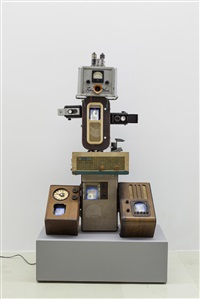 techno boy ll by nam june paik