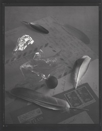 airmail memories for dr. brumlik by josef sudek