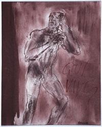 qui vive? by leon golub