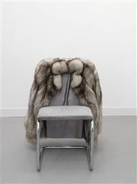 untitled chair by nicole wermers