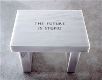 survival: the future… by jenny holzer