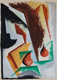 composition by ossip zadkine