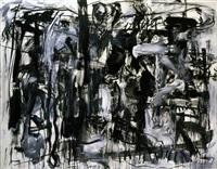 da dove (1983-ii) by emilio vedova