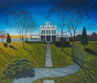 big house, homage to america by scott kahn
