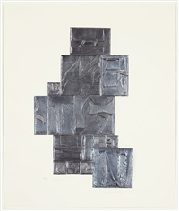 night tree by louise nevelson