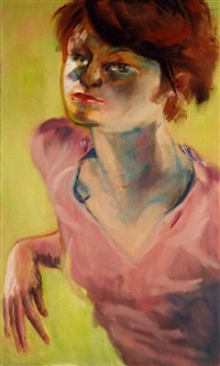 andrea by rainer fetting