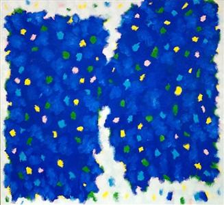 highland blue 1 by gershon iskowitz