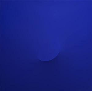 un ovale blu by turi simeti