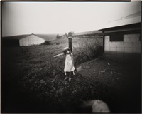 bossing trouble by sally mann
