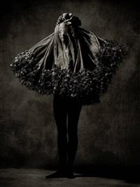 callaghan dress, paris by albert watson