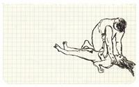mes dessins secrets by annette messager