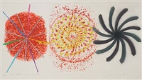 one million tons per square inch (state 1) by james rosenquist